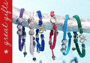 Holiday Sparkle: Rolf Bleu Jewelry for Girls