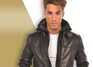 Arturo Men's Leather Jackets