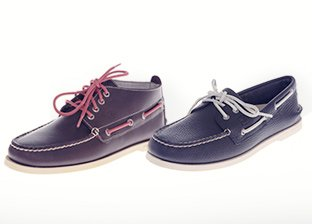 Sperry Top-Sider Men's Shoes Made In France