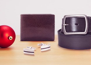 Men's Accessories: Joseph Abboud, Nautica, Kenneth Cole & more