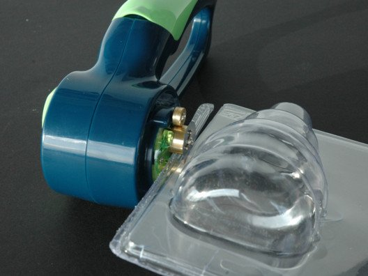 The Zip-It is a necessity for this holiday season. It is simple and safe to use. No more tedious work or cut fingers.