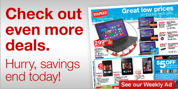 Check  out even more deals. Hurry, savings end today! See our Weekly Ad.