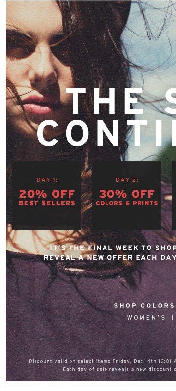 Shop Colors & Prints - Women's