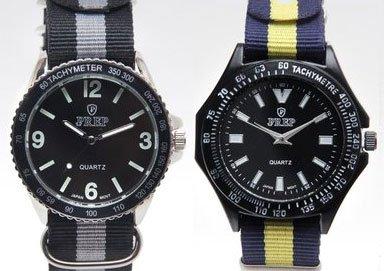 Shop The Trend: Hemingway Nylon Watches