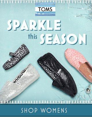Sparkle this season - Shop Women's