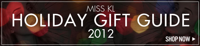 MissKL Holiday Gift Guide