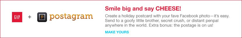 Smile big and say CHEESE! | MAKE YOURS