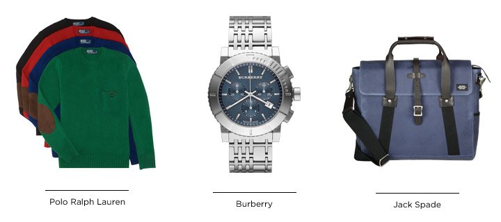 Shop Our Holiday Gift Guide - For Him