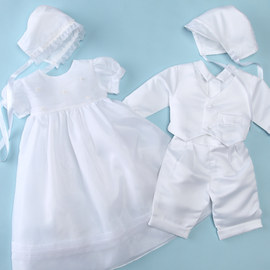 All in White: Christening & Communion