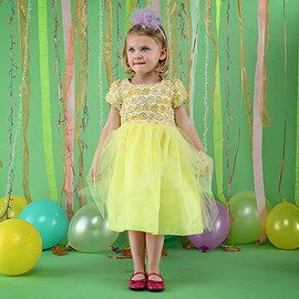 Birthday Best: Girls' Dresses