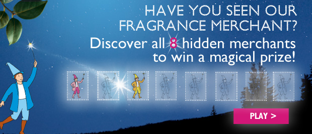Have you seen our Fragrance Merchant?