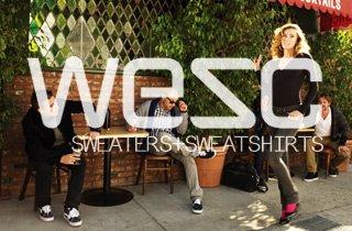 WeSC: Sweatshirts & Sweaters