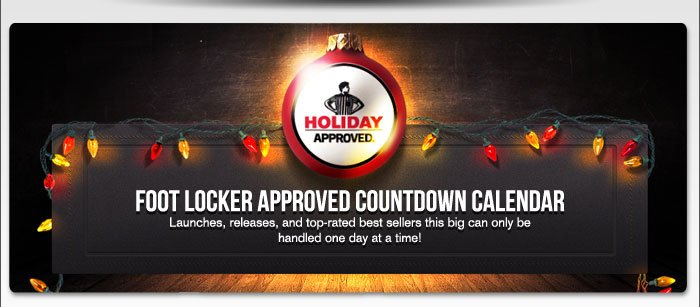 Holiday Countdown Calendar
