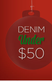 Shop Denim Under $50