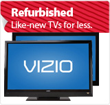 Refurbished TVs