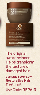 The  original award winner Helps transform the texture of damaged hair damage  reverse Restorative Hair Treatment
