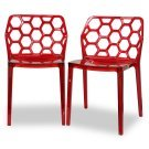 Honeycomb Chair - Set of 2