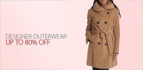 Designer outerwear