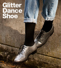Glitter Dance Shoe