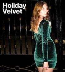 Holiday Velvet