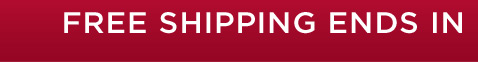 Free Shipping Ends In