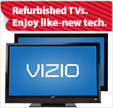 Refurbished TV's