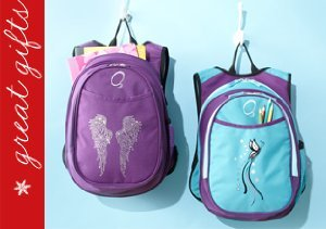 Winter Update: Backpacks & Lunchboxes