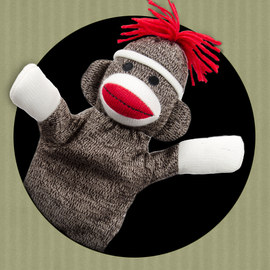 Sock Monkey Collection