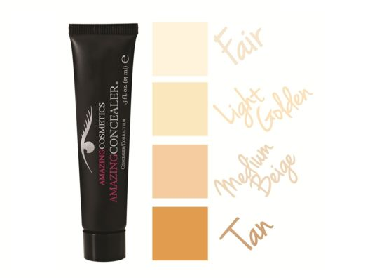 AmazingCosmetics Amazing Concealer from Kelly Rutherford