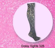 Daisy Tights