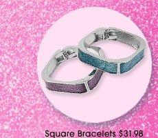Square Bracelets