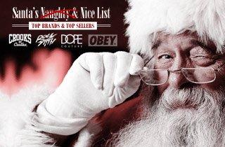 Santa's Nice List: Top Brands and Top Sellers