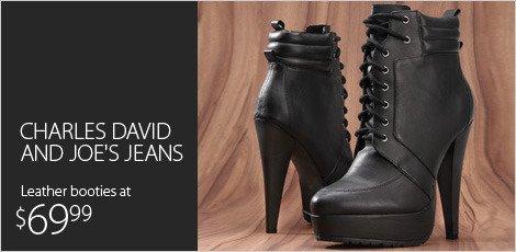 Charles David & Joe's Jeans
