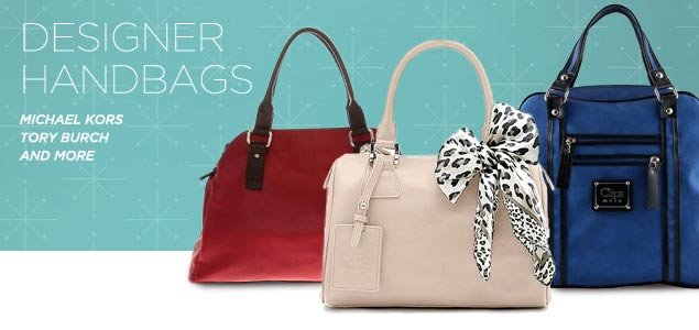 Designer Handbags Sale: Michael Kors, Tory Burch & More
