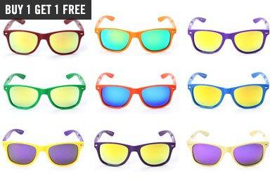 Shop Rep Your Team: Collegiate Sunglasses