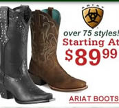 Ariat Cowgirl $89.99