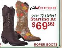 Roper Cowgirl