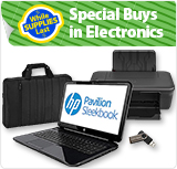 Special Buys in electronics