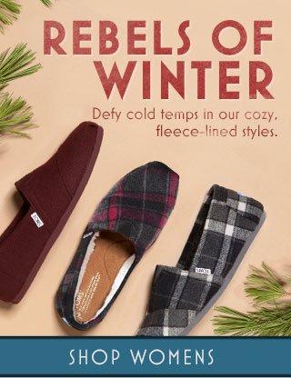 Shop Women's Fleece-lined