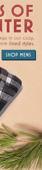 Shop Men's fleece-lined