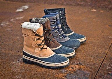 Shop Season's Best Footwear: Sorel & More