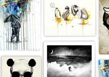 Shop Eyes on Walls Art Blocks & Prints