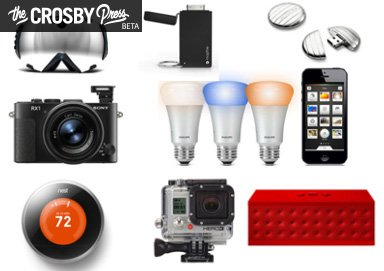 Shop Year in Review: Top Gadgets of 2012