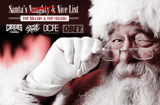 Santa's Nice List: Top Brands and Top Sellers
