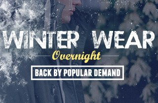 Winter Wear Overnight