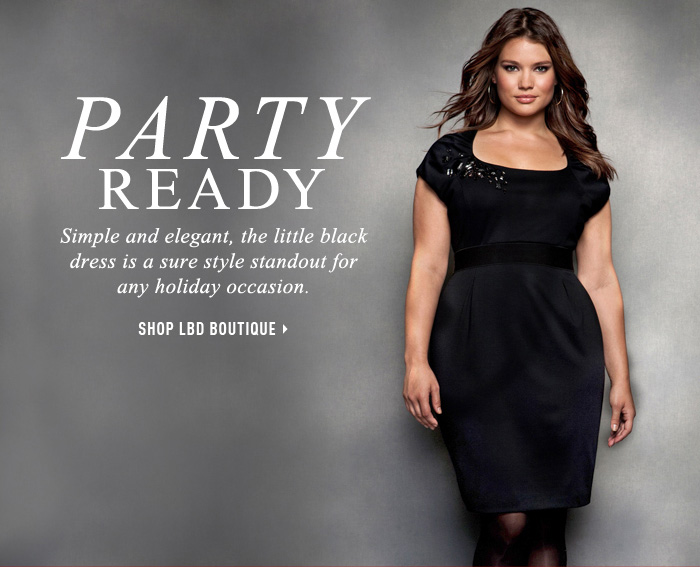 SHOP LBD BOUTIQUE »