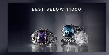 Best Below $1000