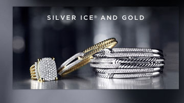 Silver Ice and Gold