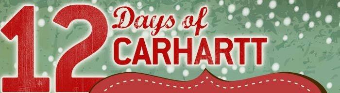 12 Days of Carhartt