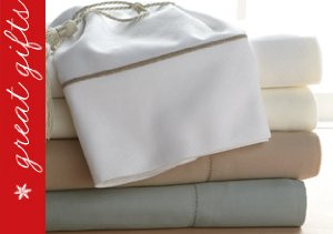 Luxury Linens by Peacock Alley